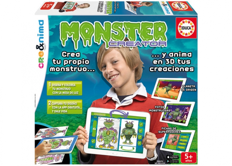 Creanima Monster Creator