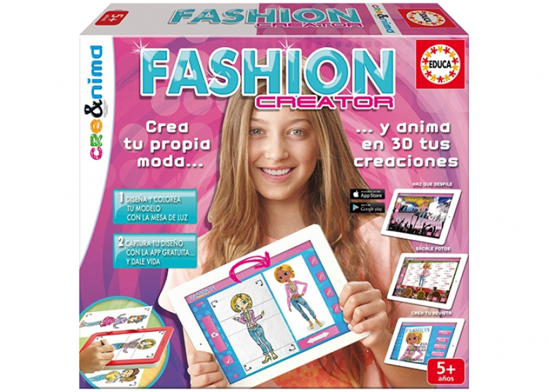 Creanima Fashion Creator